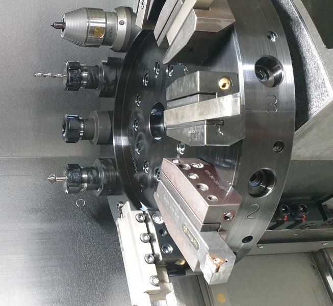 Maszyna doobróbki CNC